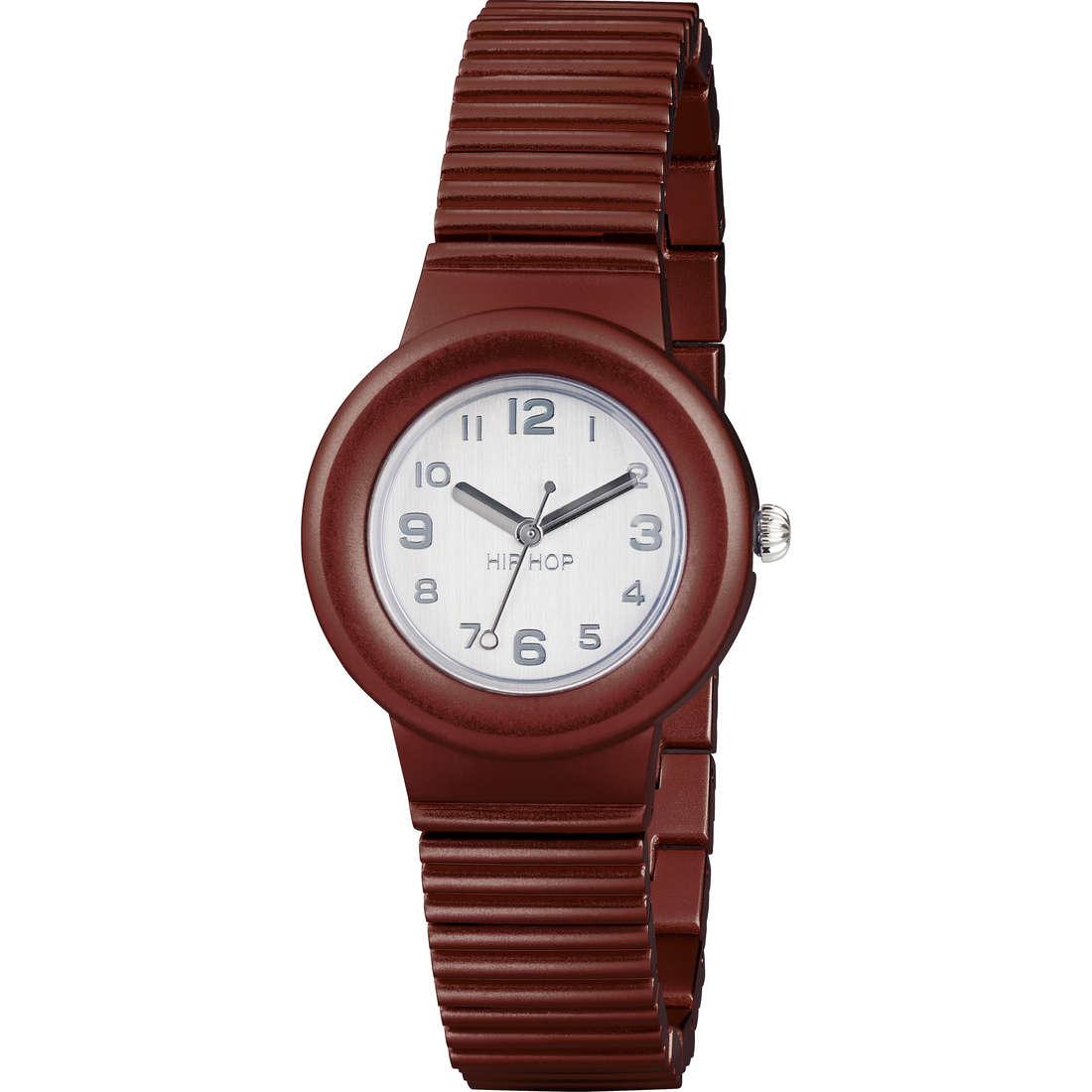 orologio solo tempo donna Hip Hop HWU0576