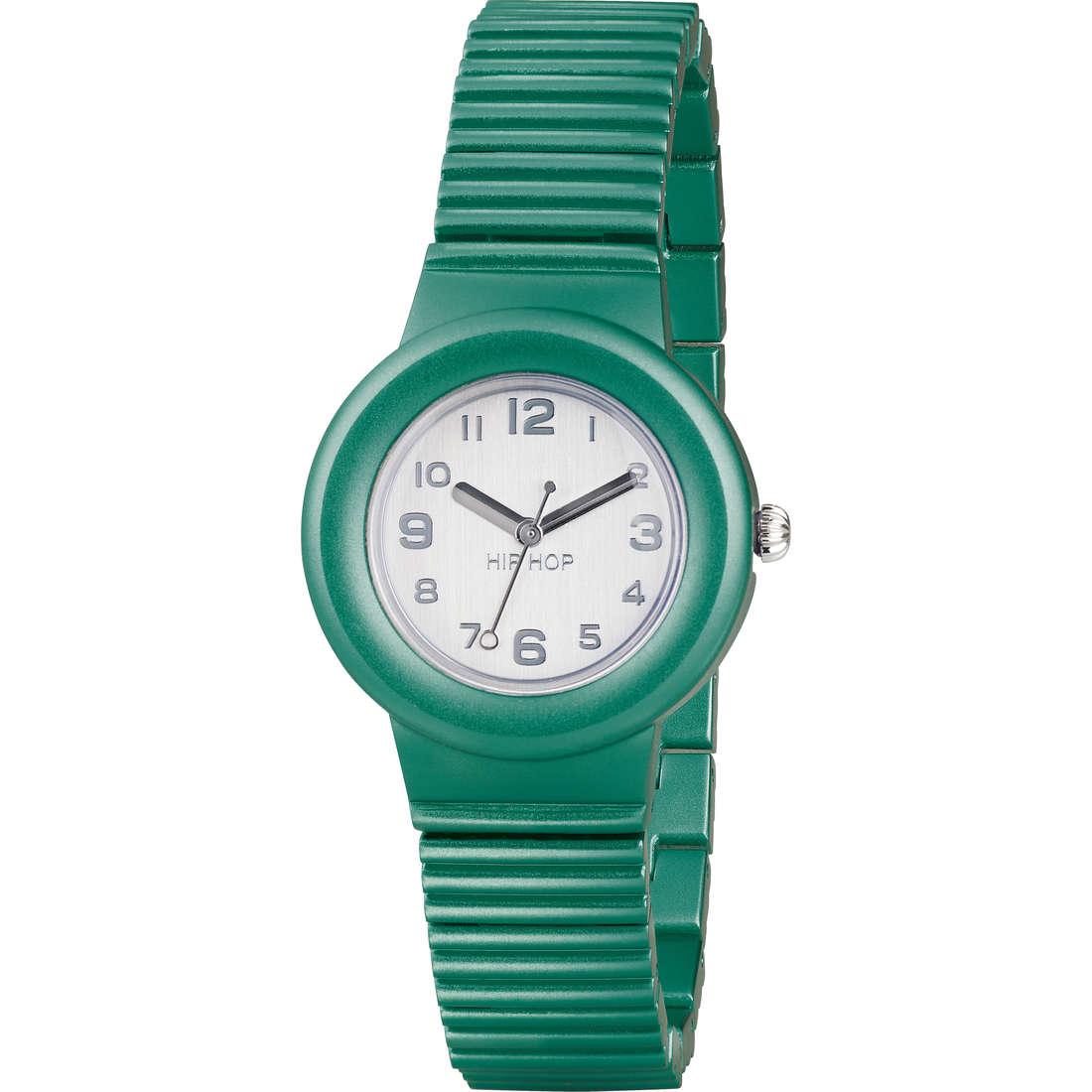 orologio solo tempo donna Hip Hop HWU0578