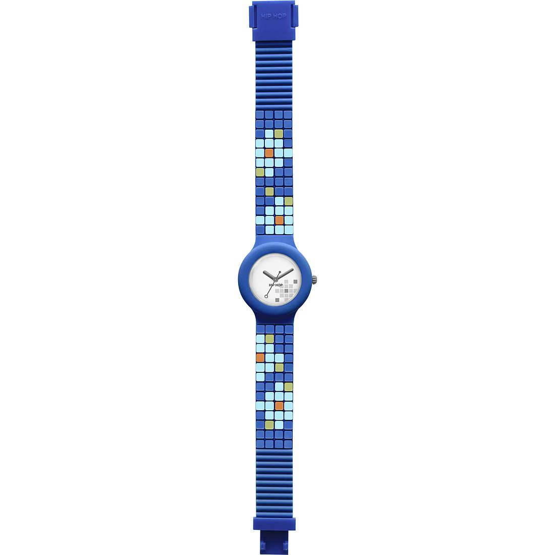 orologio solo tempo donna Hip Hop Mosaic HWU0455