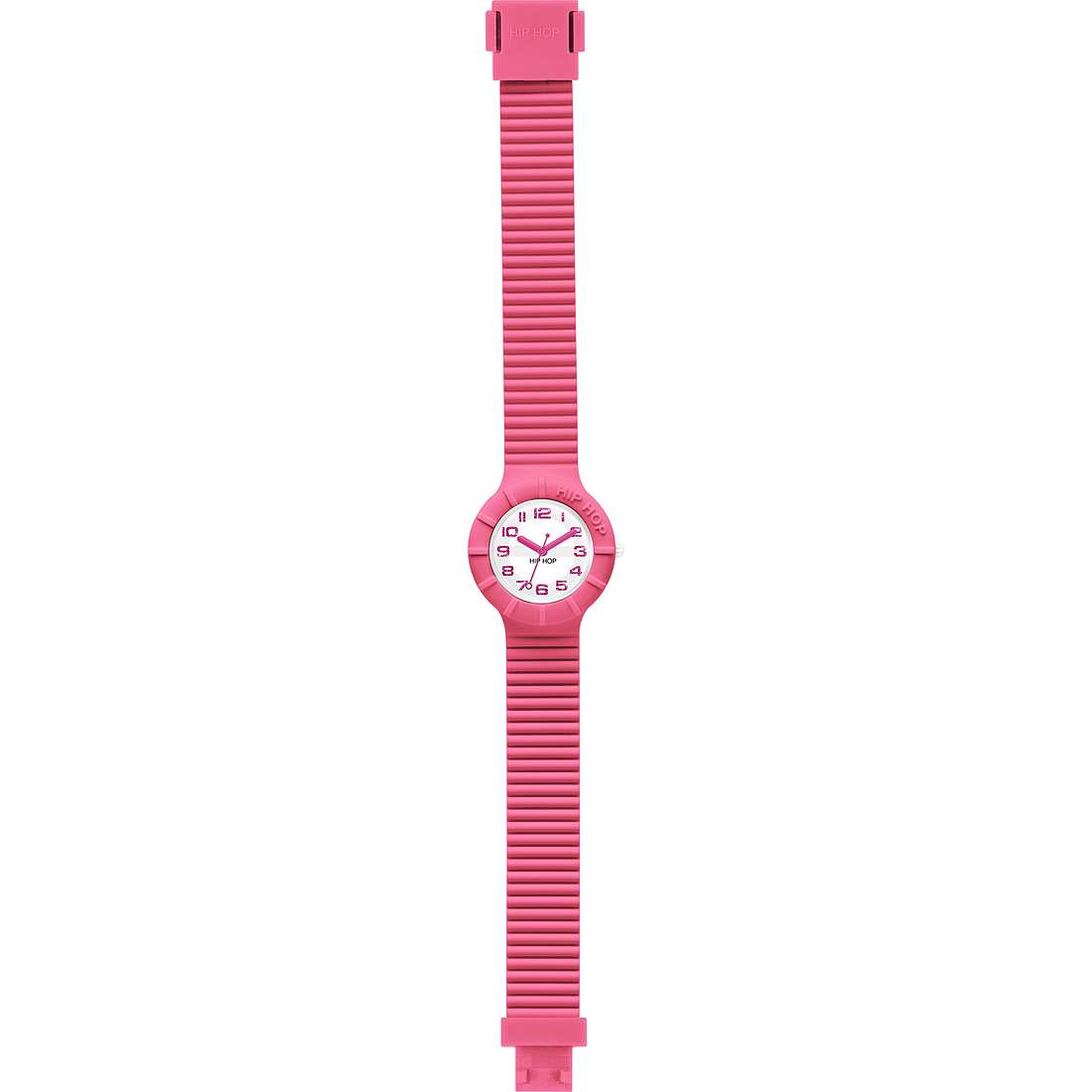 orologio solo tempo donna Hip Hop Numbers Glitter HWU0523