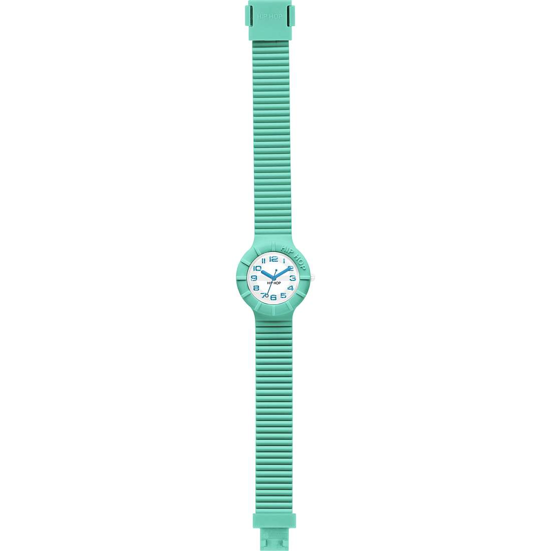 orologio solo tempo donna Hip Hop Numbers Glitter HWU0526