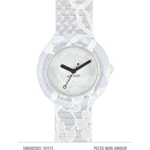 orologio solo tempo donna Hip Hop Pizzo HWU0250