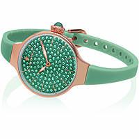 orologio solo tempo donna Hoops Cherié Diamonds 160 2593LBG03