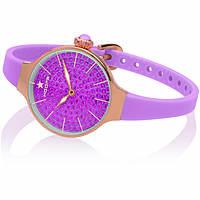 orologio solo tempo donna Hoops Cherié Diamonds 160 2593LBG05