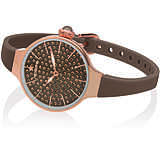 orologio solo tempo donna Hoops Cherié Diamonds 160 2593LBG08