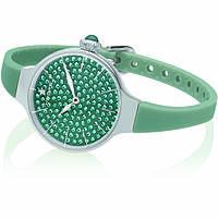 orologio solo tempo donna Hoops Cherié Diamonds 160 2593LBS03