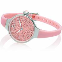 orologio solo tempo donna Hoops Cherié Diamonds 160 2593LBS04