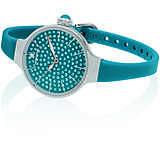 orologio solo tempo donna Hoops Cherié Diamonds 160 2593LBS07