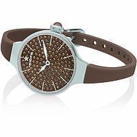 orologio solo tempo donna Hoops Cherié Diamonds 160 2593LBS08