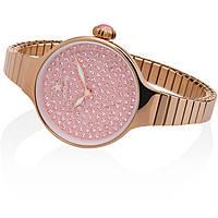 orologio solo tempo donna Hoops Cherié Diamonds 160 2601L-RG02