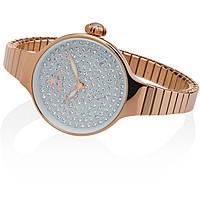 orologio solo tempo donna Hoops Cherié Diamonds 160 2601L-RG03