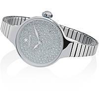 orologio solo tempo donna Hoops Cherié Diamonds 160 2601L-S03