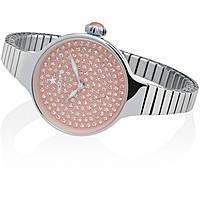 orologio solo tempo donna Hoops Cherié Diamonds 160 2601L-S04