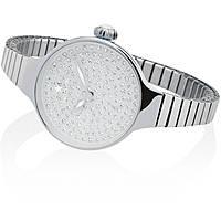 orologio solo tempo donna Hoops Cherié Diamonds 160 2601L-S05