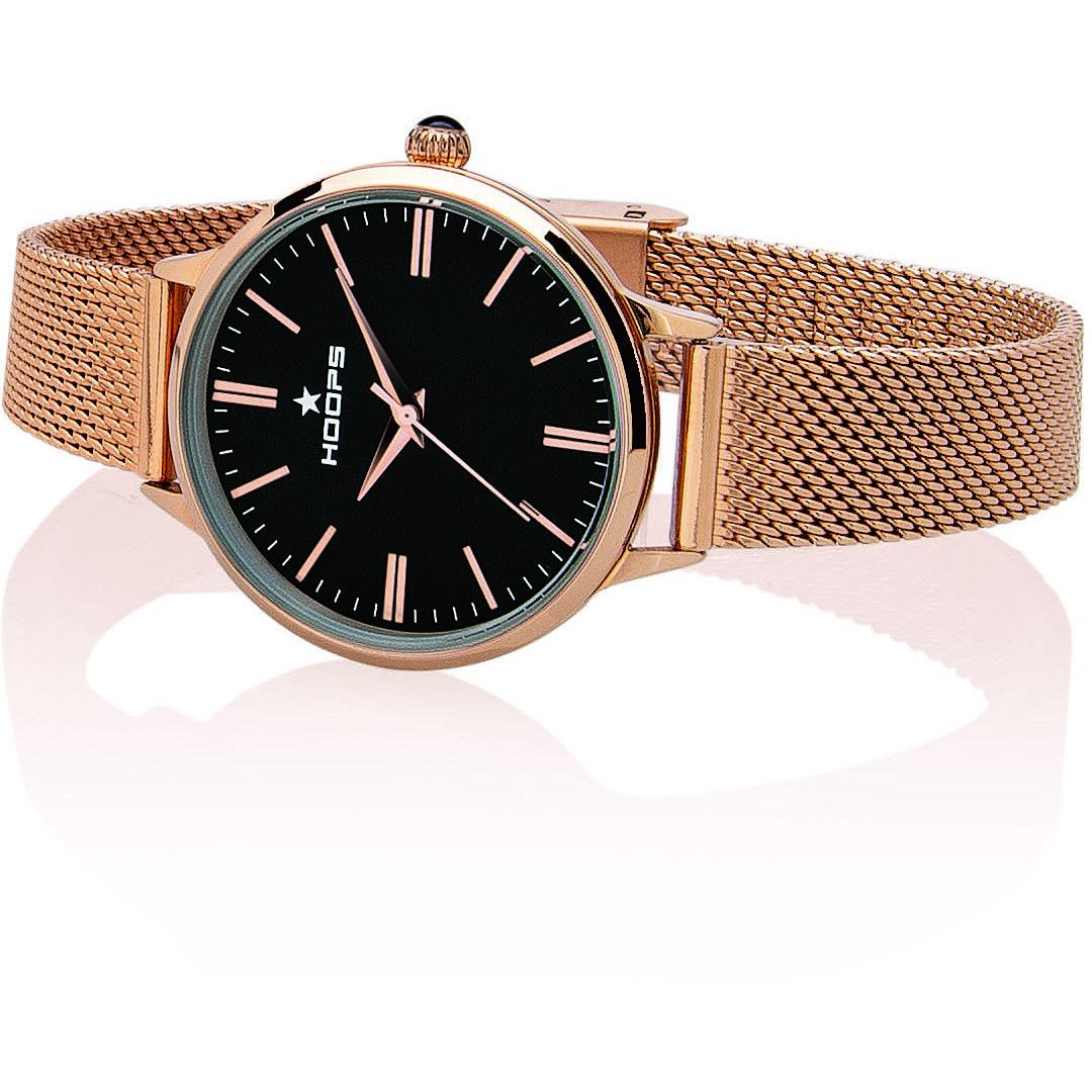 orologio solo tempo donna Hoops Classic 2610L RG02