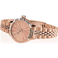 orologio solo tempo donna Hoops Luxury 2560LG-10