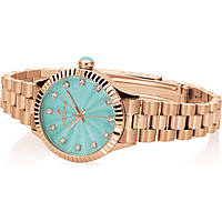 orologio solo tempo donna Hoops Luxury 2569LD-RG09