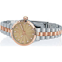orologio solo tempo donna Hoops Luxury 2569LSRG-04