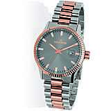 orologio solo tempo donna Hoops Luxury 2590LSRG03