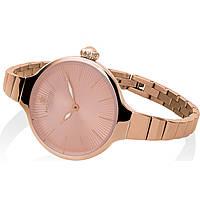 orologio solo tempo donna Hoops Nouveau Cherie 2584LC-RG08