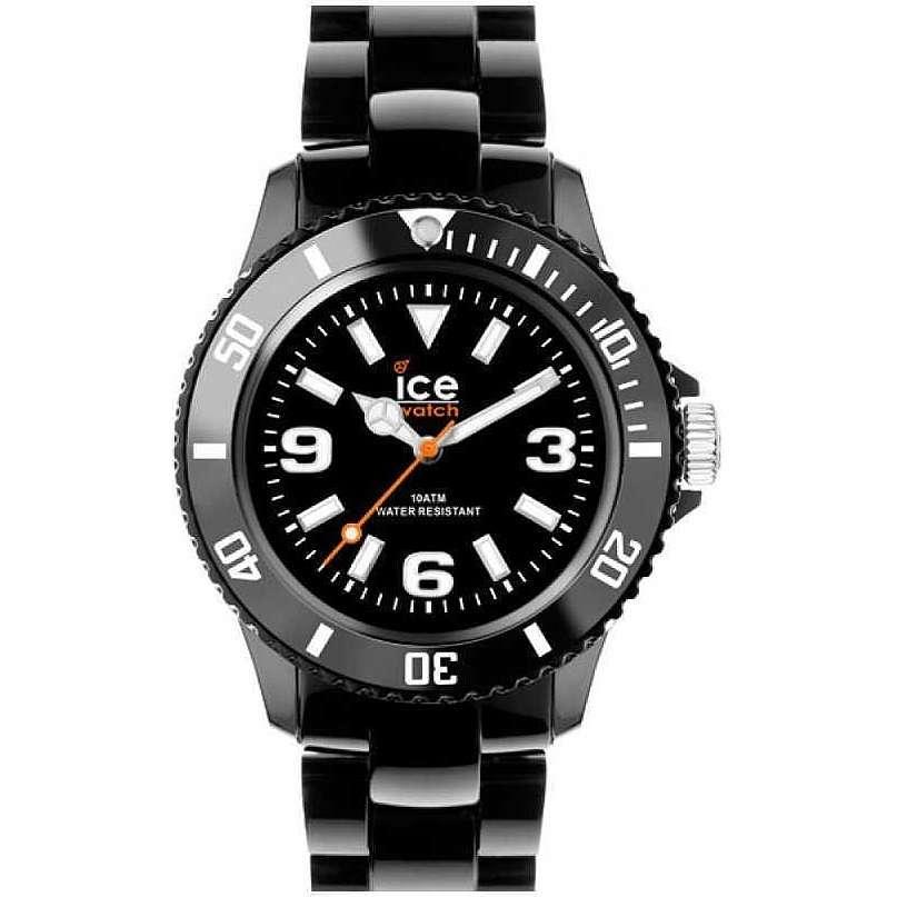 orologio solo tempo donna ICE WATCH Ice-Solid SD.BK.S.P.12