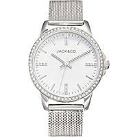 orologio solo tempo donna Jack&co Ambra JW0180L5