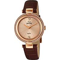 orologio solo tempo donna Jaguar Cosmopolitan J833/1