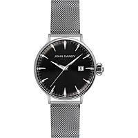 orologio solo tempo donna John Dandy JD-2609L/01M