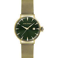 orologio solo tempo donna John Dandy JD-2609L/08M