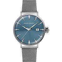orologio solo tempo donna John Dandy JD-2609L/21M