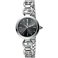 orologio solo tempo donna Just Cavalli Logo JC1L009M0065