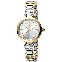 orologio solo tempo donna Just Cavalli Logo JC1L009M0095