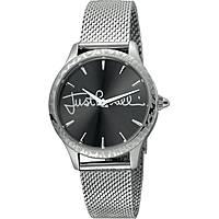 orologio solo tempo donna Just Cavalli Logo JC1L023M0075