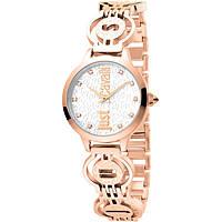 orologio solo tempo donna Just Cavalli Logo JC1L028M0045