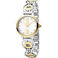 orologio solo tempo donna Just Cavalli Logo JC1L028M0055