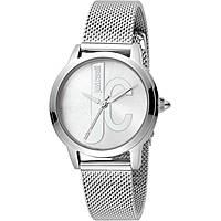 orologio solo tempo donna Just Cavalli Logo JC1L050M0065