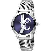 orologio solo tempo donna Just Cavalli Logo JC1L050M0075