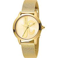 orologio solo tempo donna Just Cavalli Logo JC1L050M0085