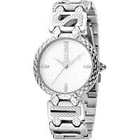 orologio solo tempo donna Just Cavalli Logo JC1L056M0015