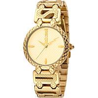 orologio solo tempo donna Just Cavalli Logo JC1L056M0025