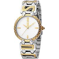 orologio solo tempo donna Just Cavalli Logo JC1L056M0045