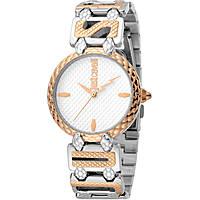 orologio solo tempo donna Just Cavalli Logo JC1L056M0055