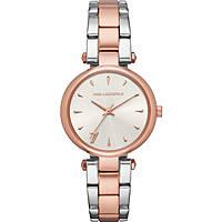 orologio solo tempo donna Karl Lagerfeld Aurelie KL5008