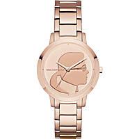 orologio solo tempo donna Karl Lagerfeld Camille KL2222