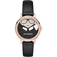 orologio solo tempo donna Karl Lagerfeld Camille KL2227
