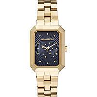 orologio solo tempo donna Karl Lagerfeld Linda KL6100