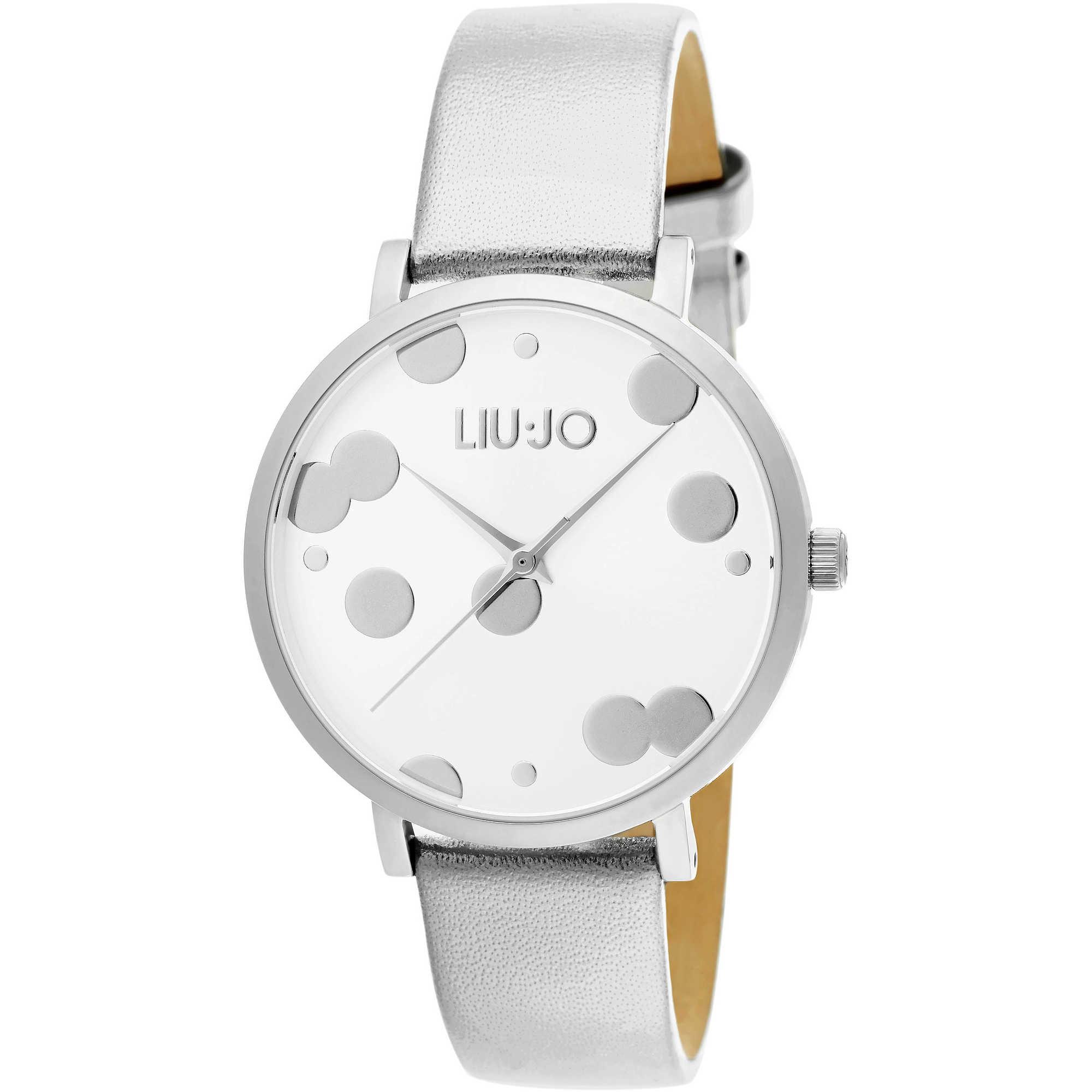 06517c66fa1b7 orologio solo tempo donna Liujo Baloon TLJ1105 solo tempo Liujo