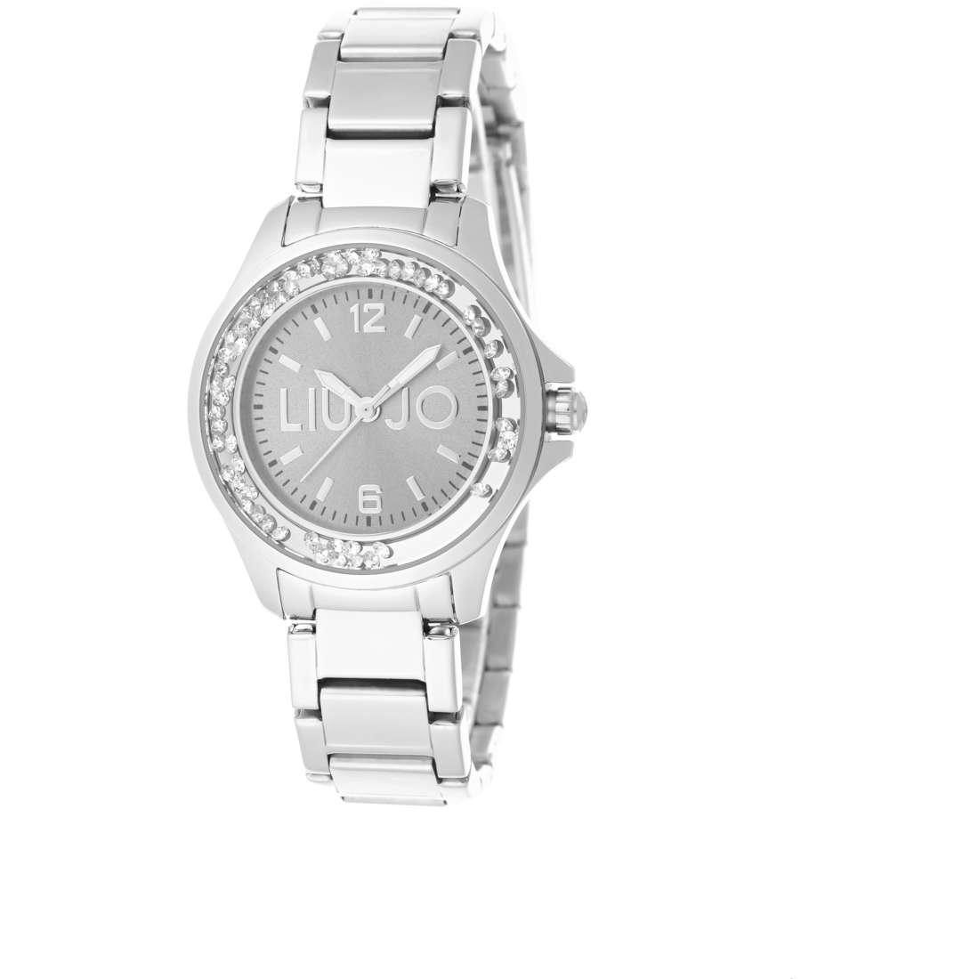 orologio solo tempo donna Liujo Dancing Mini TLJ1056