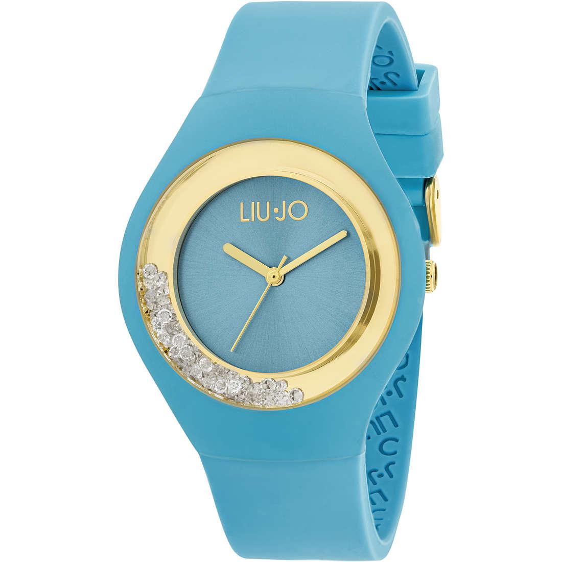 orologio solo tempo donna Liujo Dancing Sport TLJ1340