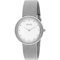 orologio solo tempo donna Liujo Luxury Round TLJ1193A